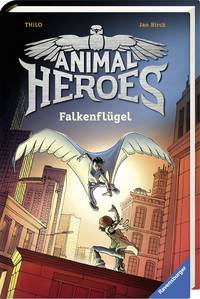 Animal Heroes - Falkenflügel (Thilo)